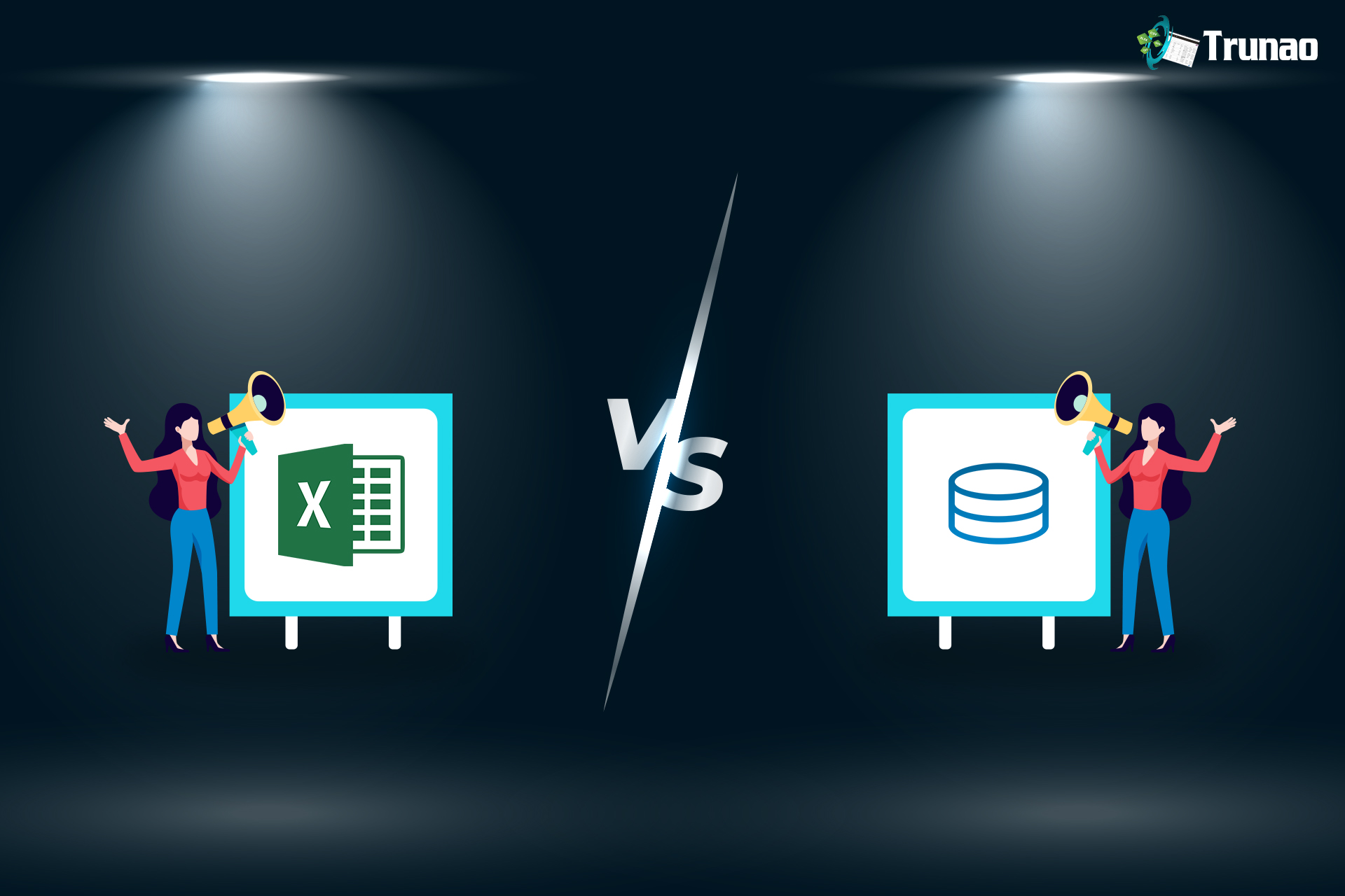 excel vs database